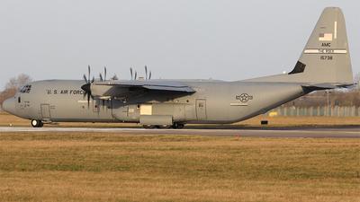 11-5738 - Lockheed Martin C-130J-30 Hercules - United States - US Air Force (USAF)