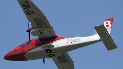 SP-MEL - Tecnam P2006T - Bartolini Air