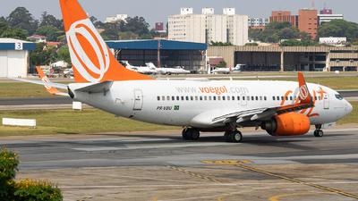 PR-VBU - Boeing 737-76N - GOL Linhas Aereas