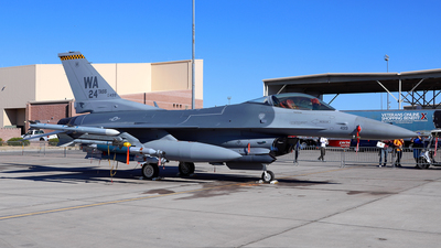 88-0499 - General Dynamics F-16CG Fighting Falcon - United States - US Air Force (USAF)