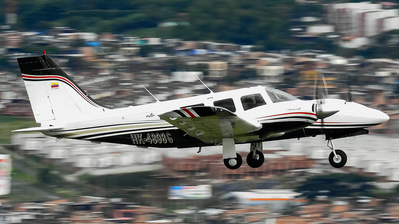 HK-4898G - Piper PA-34-220T Seneca III - Private
