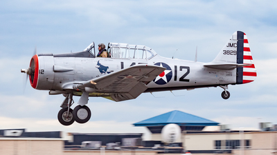 N27409 - North American AT-6C Texan - Private