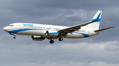 F-WTAW - Boeing 737-8Q8 - Enter Air