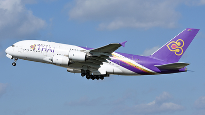 HS-TUC - Airbus A380-841 - Thai Airways International