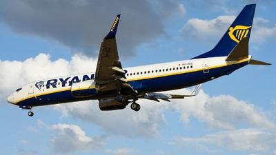 A picture of 9HQDZ - Boeing 7378AS - Ryanair - © Gaetano Spataro