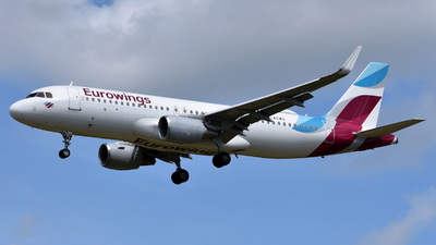 A picture of DAEWS - Airbus A320214 - Eurowings - © LukasAndreas