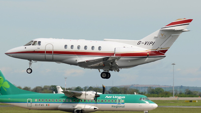 G-VIPI - British Aerospace BAe 125-800B - Executive Jet Charter