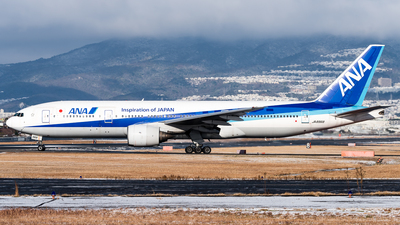 JA8968 - Boeing 777-281 - All Nippon Airways (ANA)