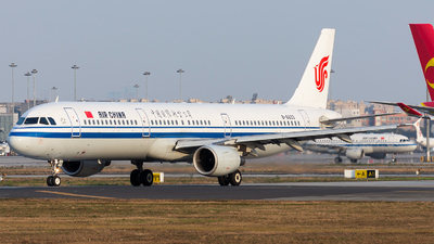 B-6633 - Airbus A321-213 - Air China