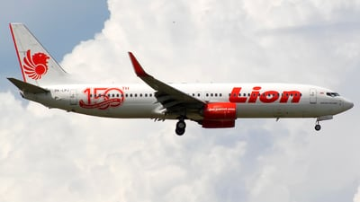 A picture of PKLPJ - Boeing 7378GP - Lion Air - © Panji Anggoro