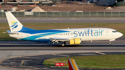 N804TJ - Boeing 737-401 - Swift Air
