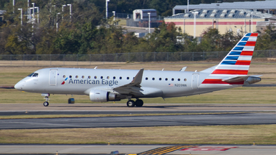 A picture of N209NN - Embraer E175LR - American Airlines - © NickyNoodleAviation
