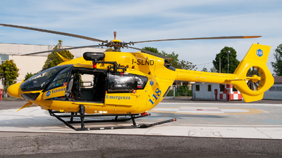 I-SLND - Airbus Helicopters H145 - Babcock MCS Italia