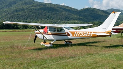 N759UJ - Cessna 182Q Skylane - Private