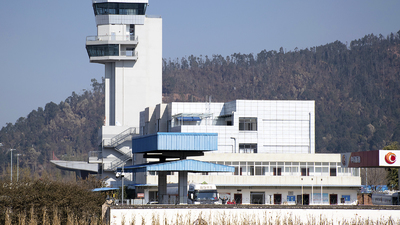 ZUXC - Airport - Control Tower