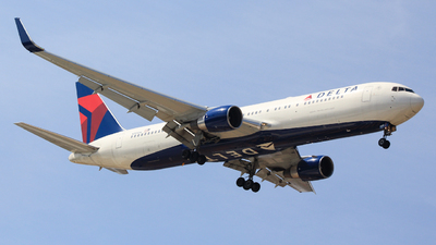 A picture of N199DN - Boeing 767332(ER) - Delta Air Lines - © Chárbel Sandoval