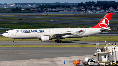 A picture of TCJNT - Airbus A330303 - Turkish Airlines - © OCFLT_OMGcat