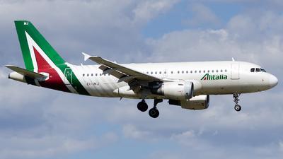 A picture of EIIMJ - Airbus A319112 - Alitalia - © Mj_Aviation