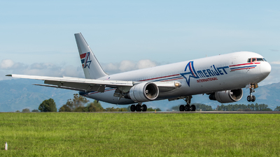 N373CM - Boeing 767-338(ER)(BDSF) - Amerijet International