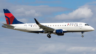 N263SY - Embraer 170-200SC - Delta Connection (SkyWest Airlines)