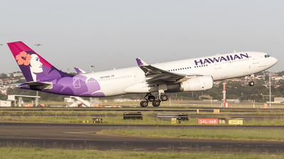 N374HA - Airbus A330-243 - Hawaiian Airlines