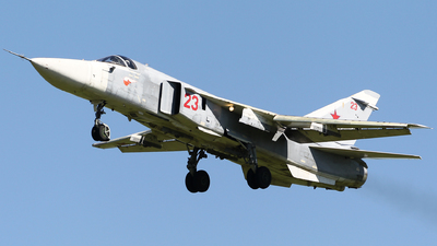 RF-95101 - Sukhoi Su-24M Fencer - Russia - Air Force
