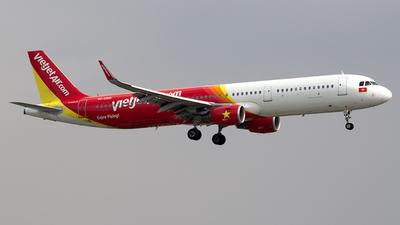 VN-A660 - Airbus A321-211 - VietJet Air