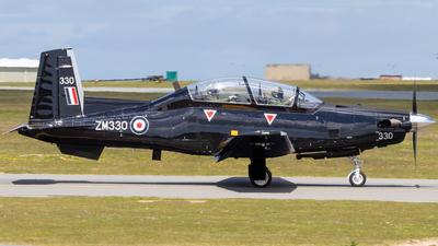 ZM330 - Raytheon T-6C Texan II - United Kingdom - Royal Air Force (RAF)