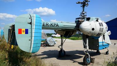 ER-KPA - Kamov Ka-26 Hoodlum - Aeronord