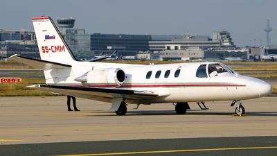 S5-CMM - Cessna 501 Citation SP - Janez let