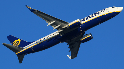 EI-DPC - Boeing 737-8AS - Ryanair