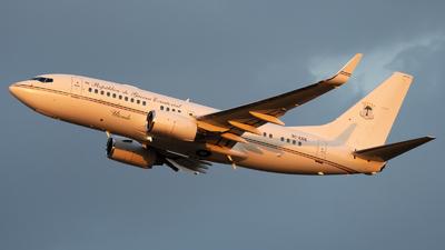 3C-EGE - Boeing 737-7FB(BBJ) - Equatorial Guinea - Government