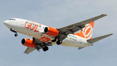 A picture of PRVBX - Boeing 7377BX - GOL Linhas Aereas - © Renan Araújo