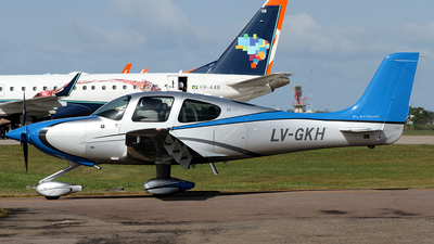 LV-GKH - Cirrus SR22 Platinum - Private