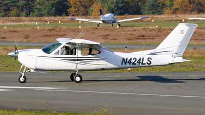 N424LS - Reims-Cessna F177RG Cardinal RG - Private