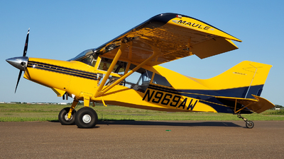 N969AW - Maule M-7-235C Orion - Private