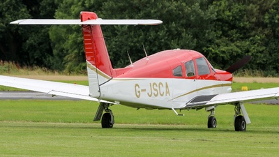 A picture of GJSCA - Piper PA28RT201 - [28R8118012] - © David Cook