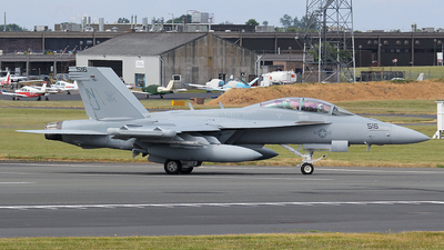 169136 - Boeing EA-18G Growler  - United States - US Navy (USN)