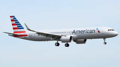 N403AN - Airbus A321-253NX - American Airlines