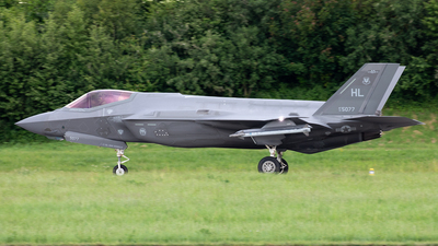13-5077 - Lockheed Martin F-35A Lightning II - United States - US Air Force (USAF)