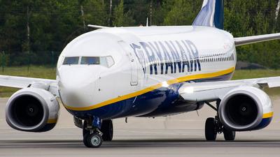 A picture of SPRKC - Boeing 7378AS - Ryanair - © Rafal Pruszkowski