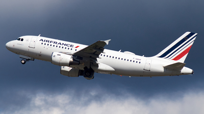 A picture of FGRHF - Airbus A319111 - Air France - © JakkoFly