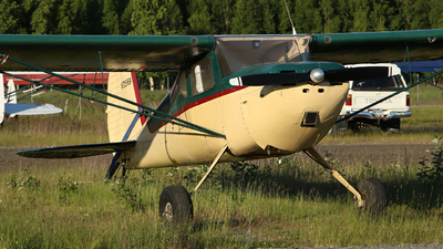 N72569 - Cessna 140 - Private