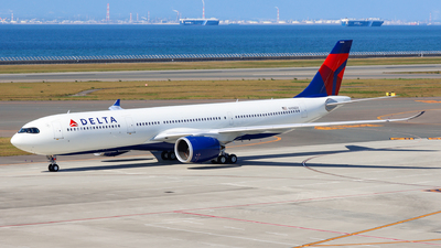 N408DX - Airbus A330-941 - Delta Air Lines