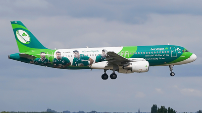A picture of EIDEO - Airbus A320214 - Aer Lingus - © Simon330lover