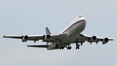 5-8113 - Boeing 747-2J9F(SCD) - Iran - Air Force