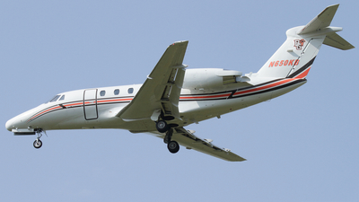 N650KB - Cessna 650 Citation III - Private