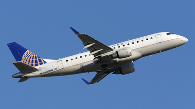 A picture of N635RW - Embraer E170SE - United Airlines - © DJ Reed - OPShots Photo Team