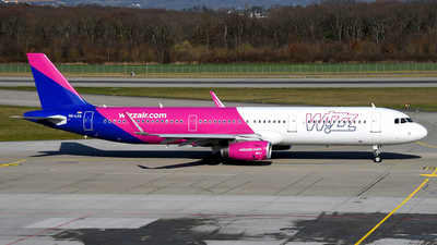 HA-LXA - Airbus A321-231 - Wizz Air