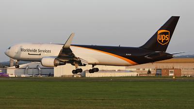 N310UP - Boeing 767-34AF(ER) - United Parcel Service (UPS)
